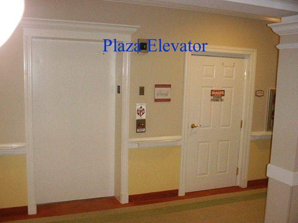 Plaza Elevator