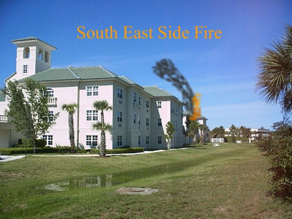 South East Side Fire