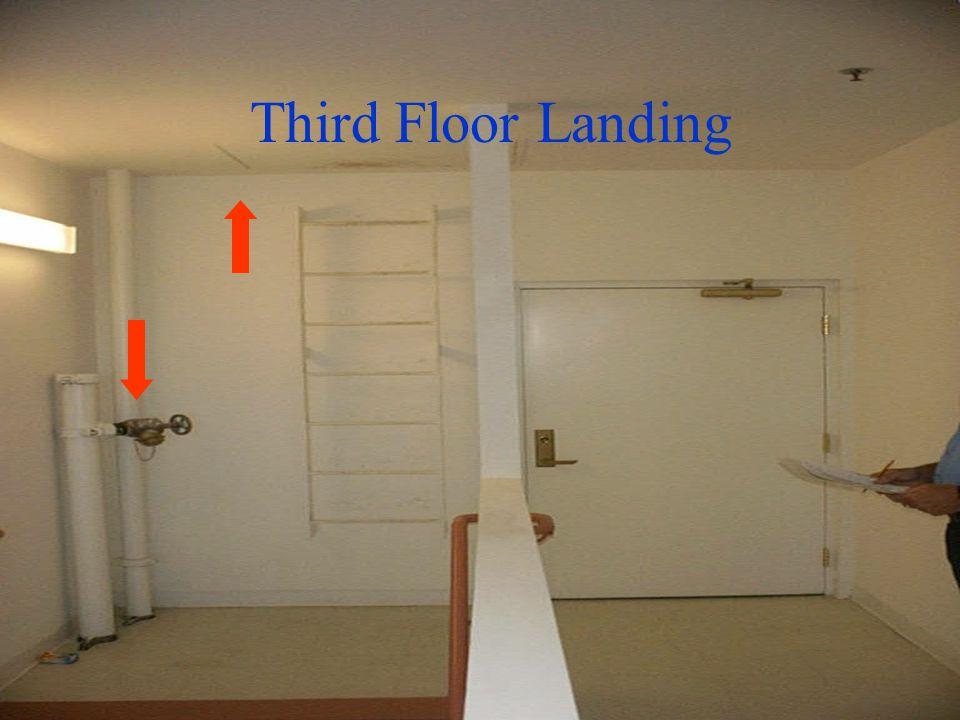 Third Floor Landing