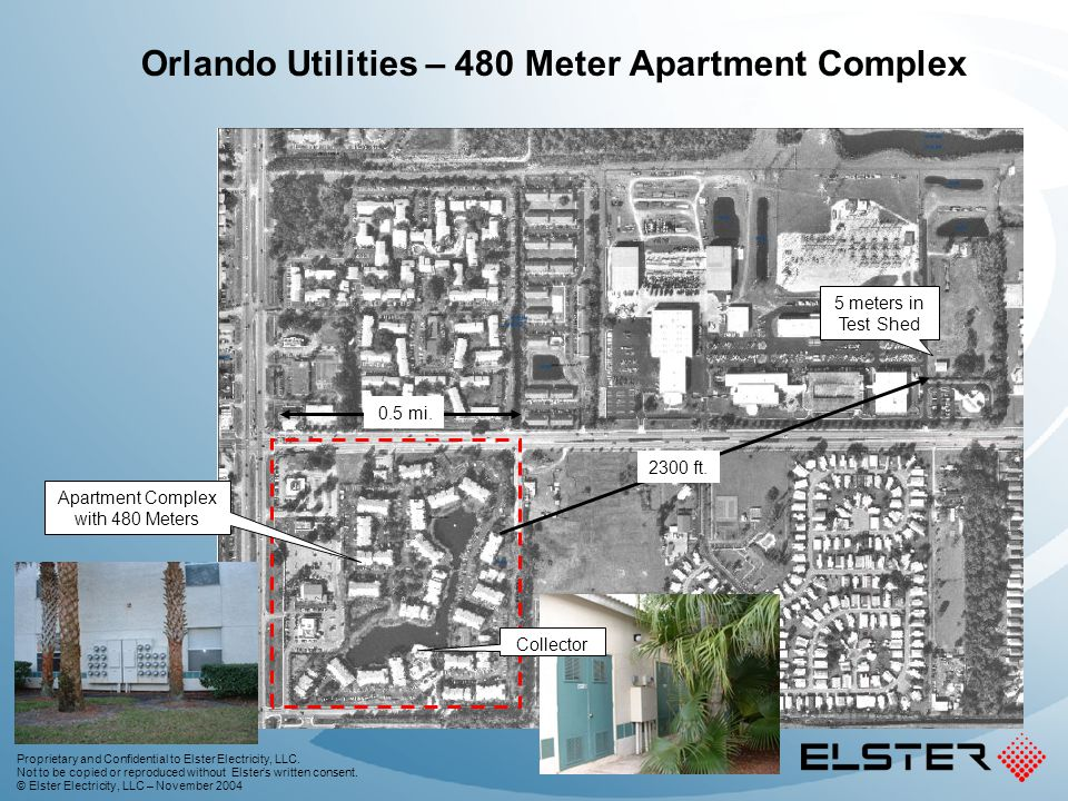 Orlando Utilities – 480 Meter Apartment Complex