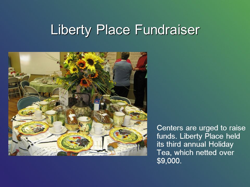 Liberty Place Fundraiser