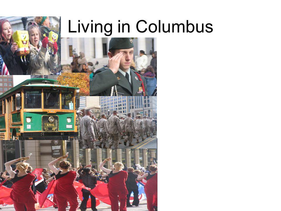 Living in Columbus