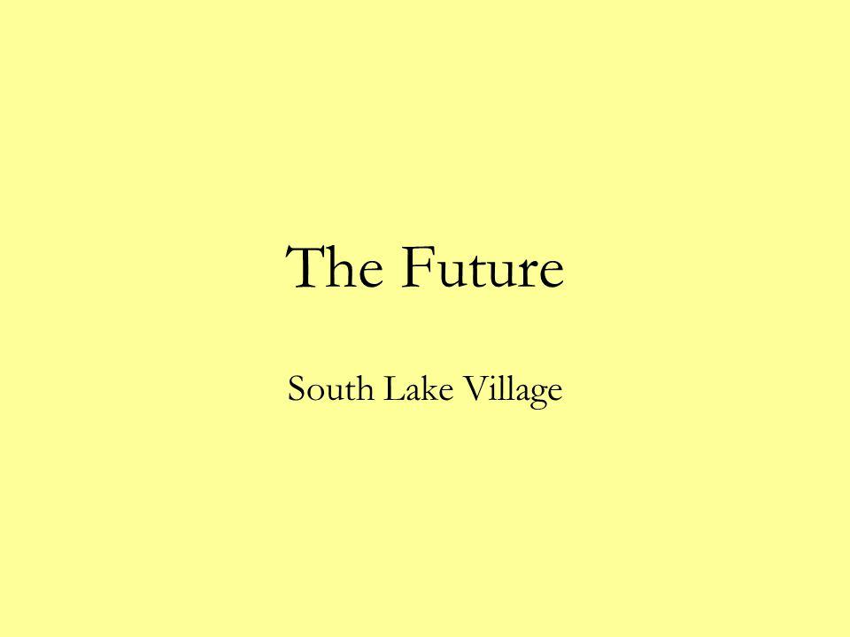The Future South Lake Village