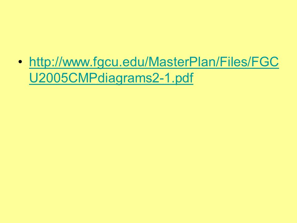 http://www.fgcu.edu/MasterPlan/Files/FGCU2005CMPdiagrams2-1.pdf