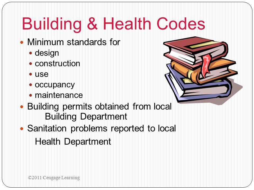 Building & Health Codes