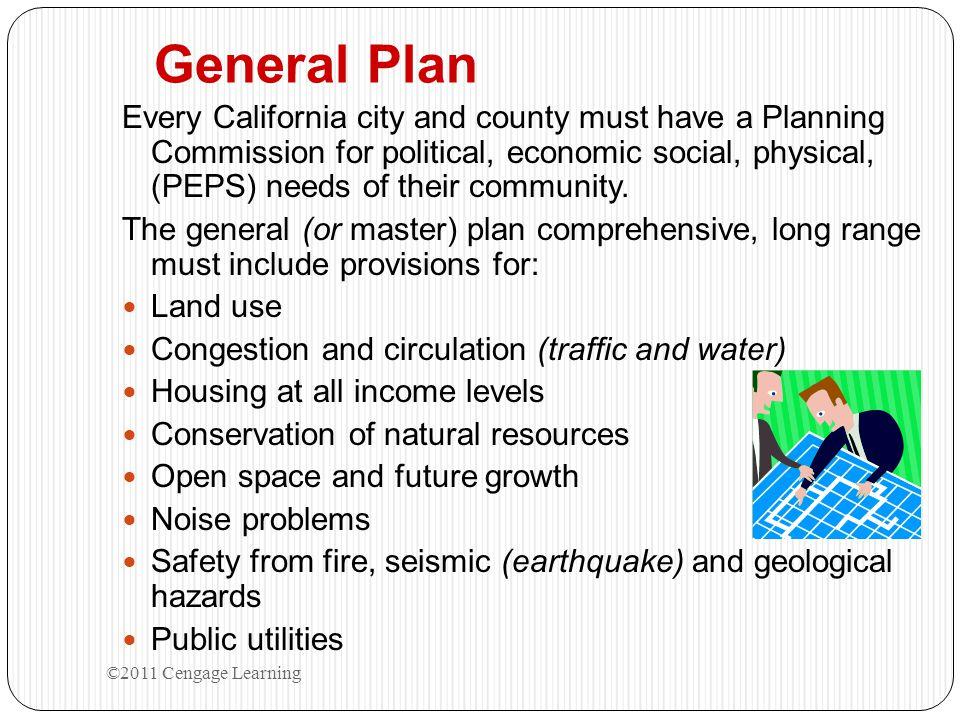 General Plan