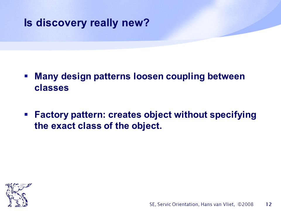 Is discovery really new