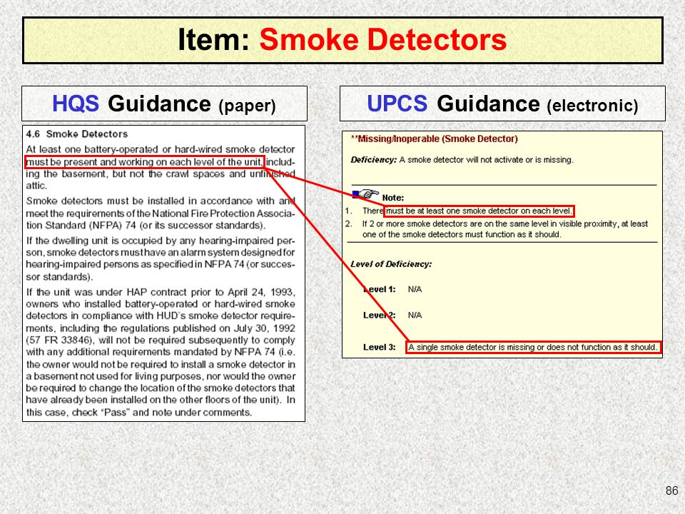 UPCS Guidance (electronic)