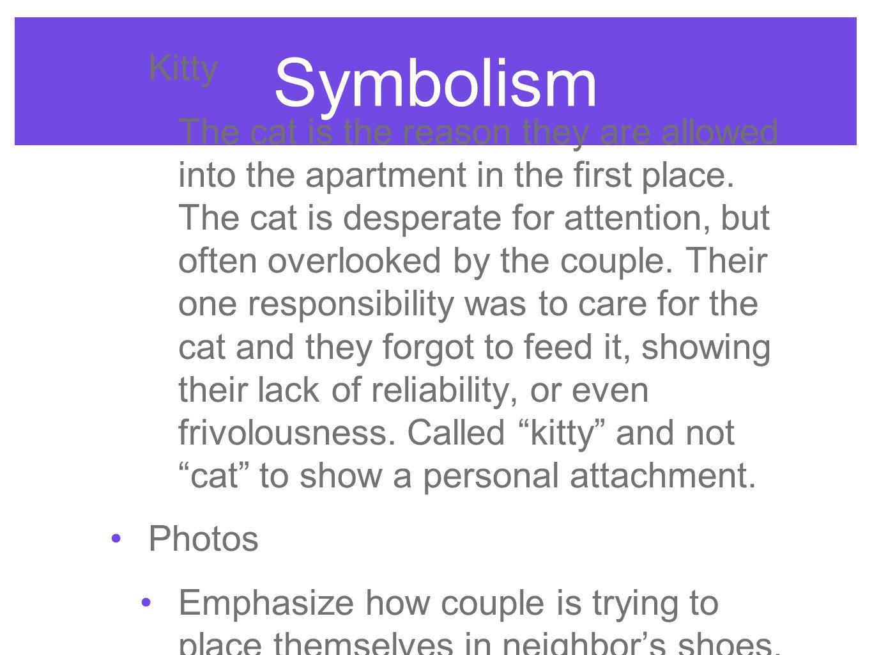 Symbolism Kitty.