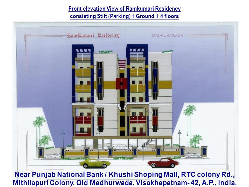 Near Punjab National Bank / Khushi Shoping Mall, RTC colony Rd.,