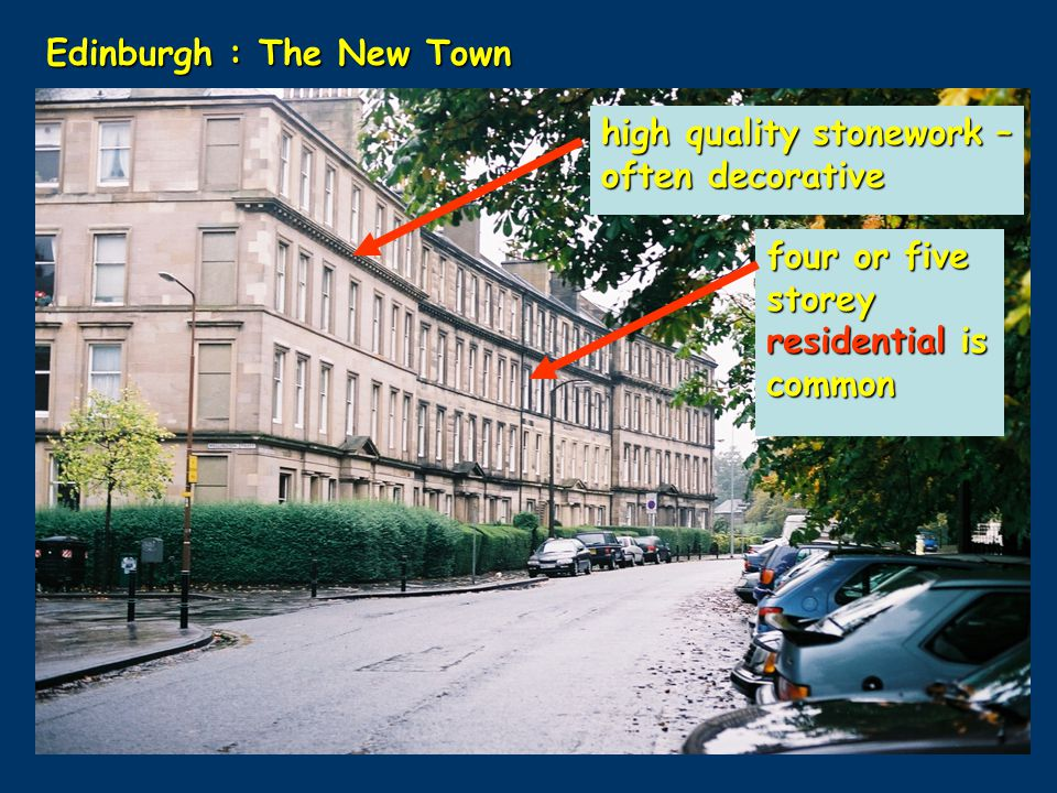 Edinburgh : The New Town