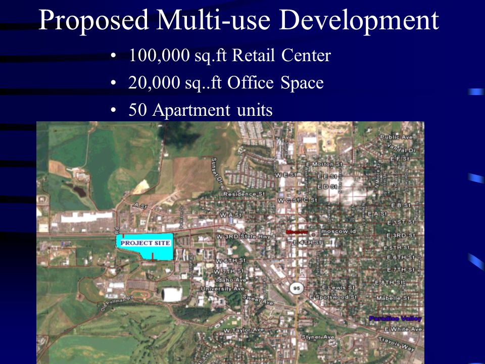 Proposed Multi-use Development