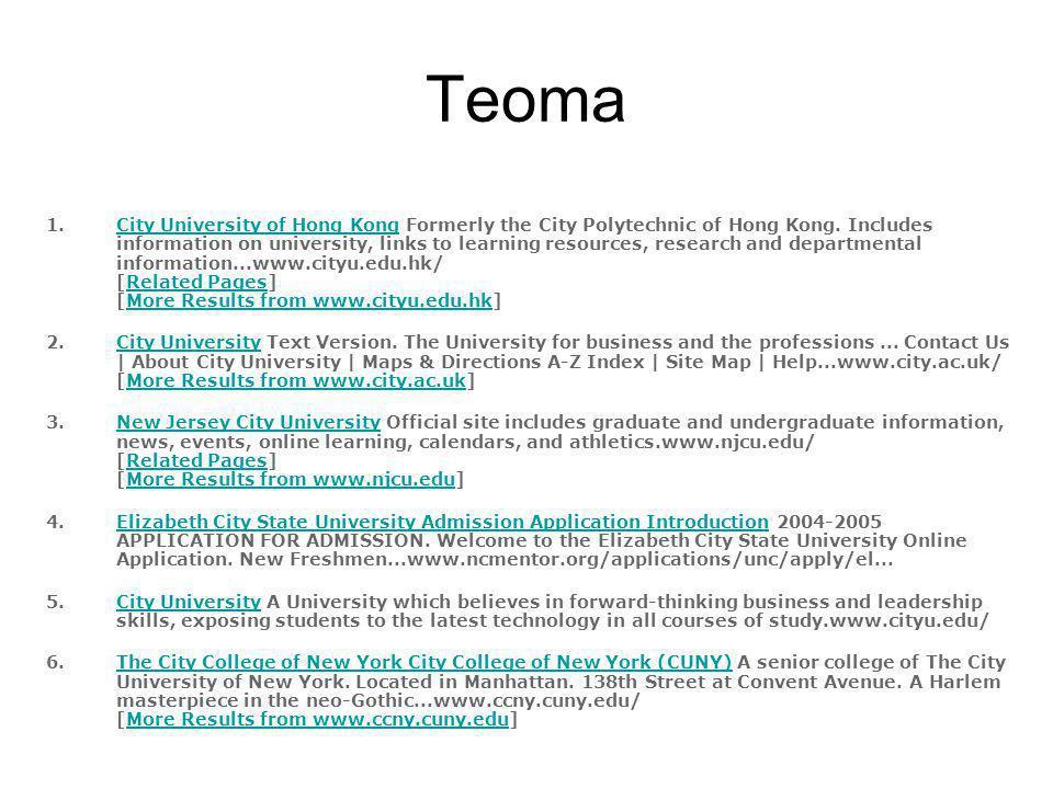 Teoma