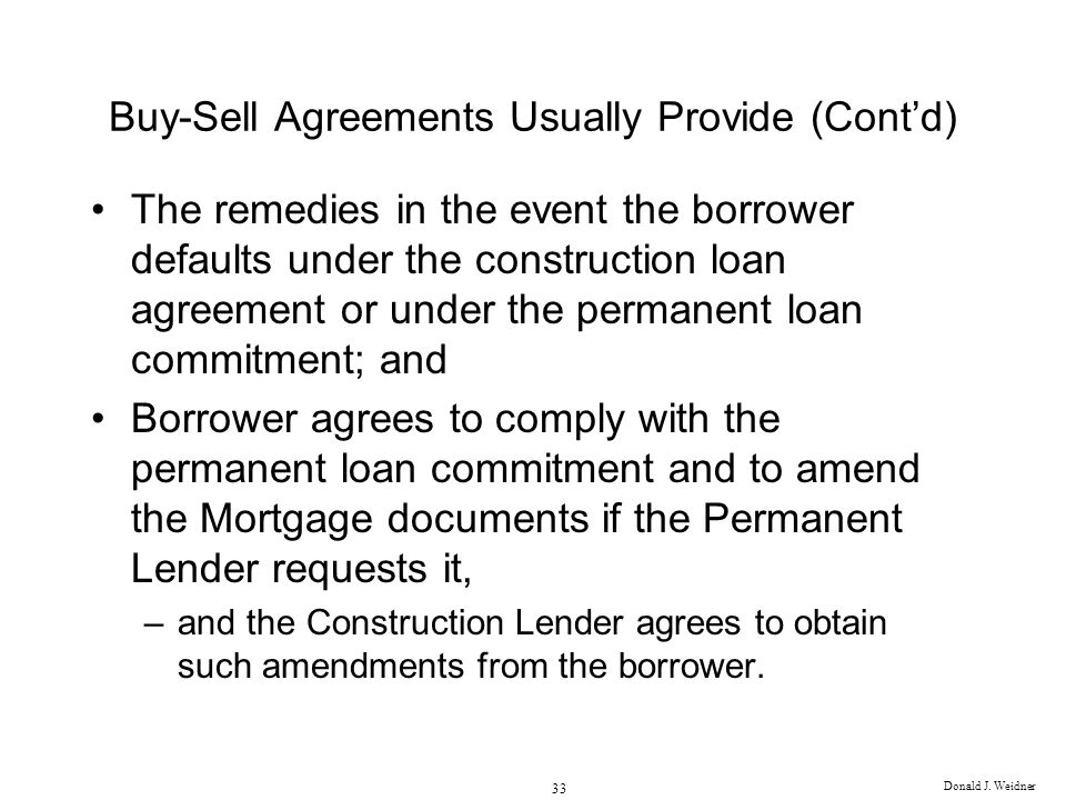 Construction Lender Vs Permanent Lender Text P   Ppt Download
