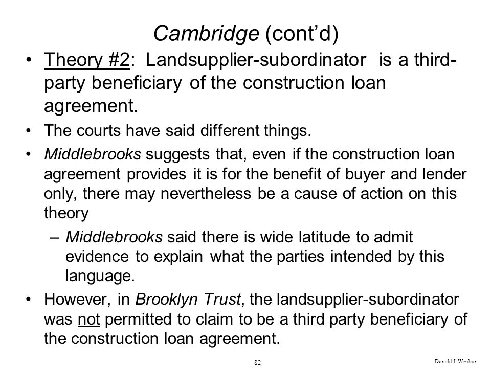 Construction lender vs permanent lender text p 728 ppt download 82 cambridge platinumwayz