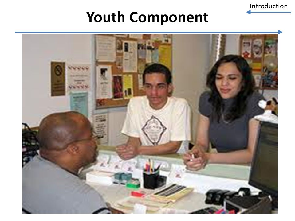 Youth Component