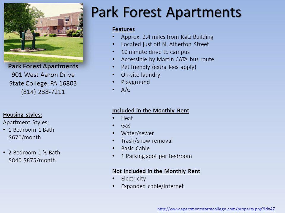 Park Forest Apartments