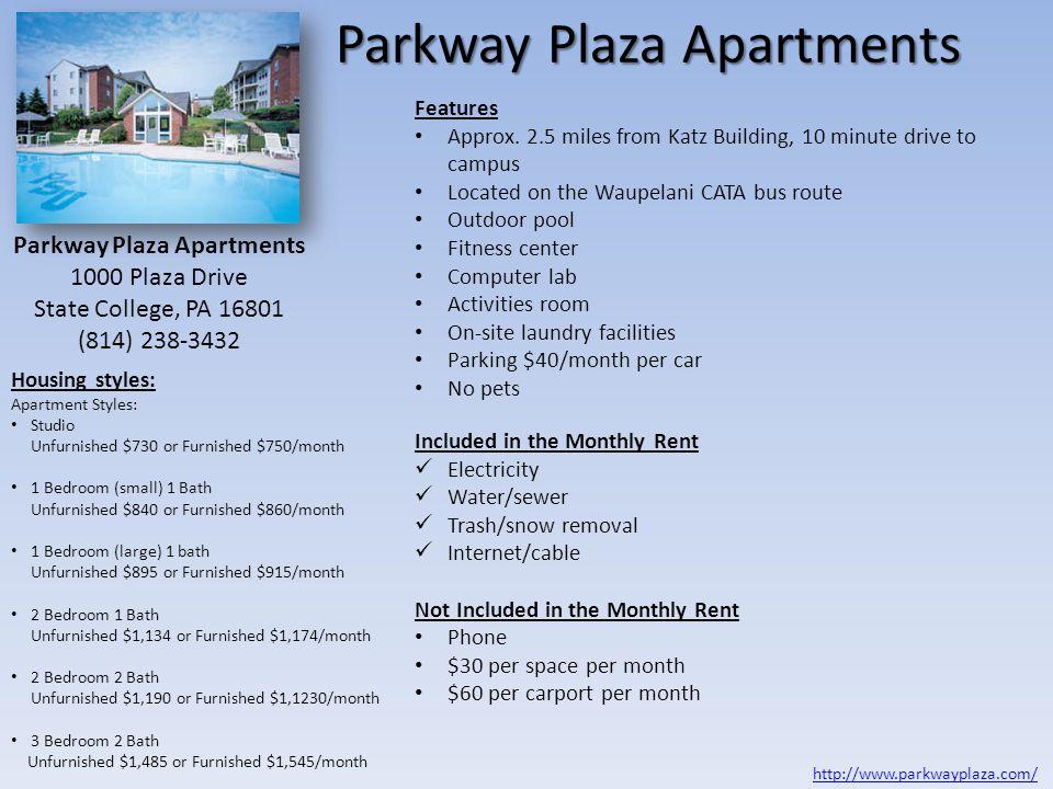 Parkway Plaza Apartments