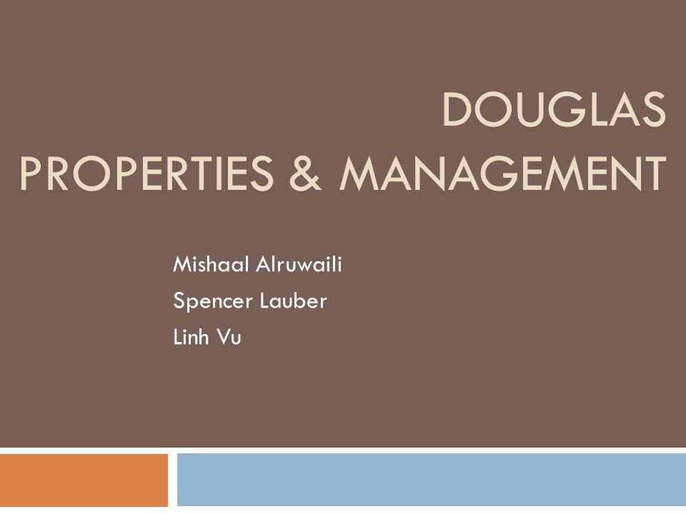 Douglas Properties & Management