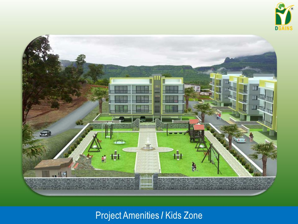 Project Amenities / Kids Zone