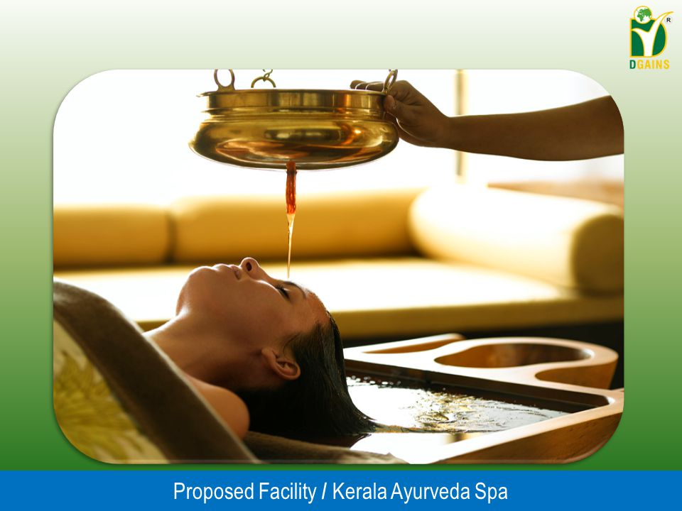 Proposed Facility / Kerala Ayurveda Spa