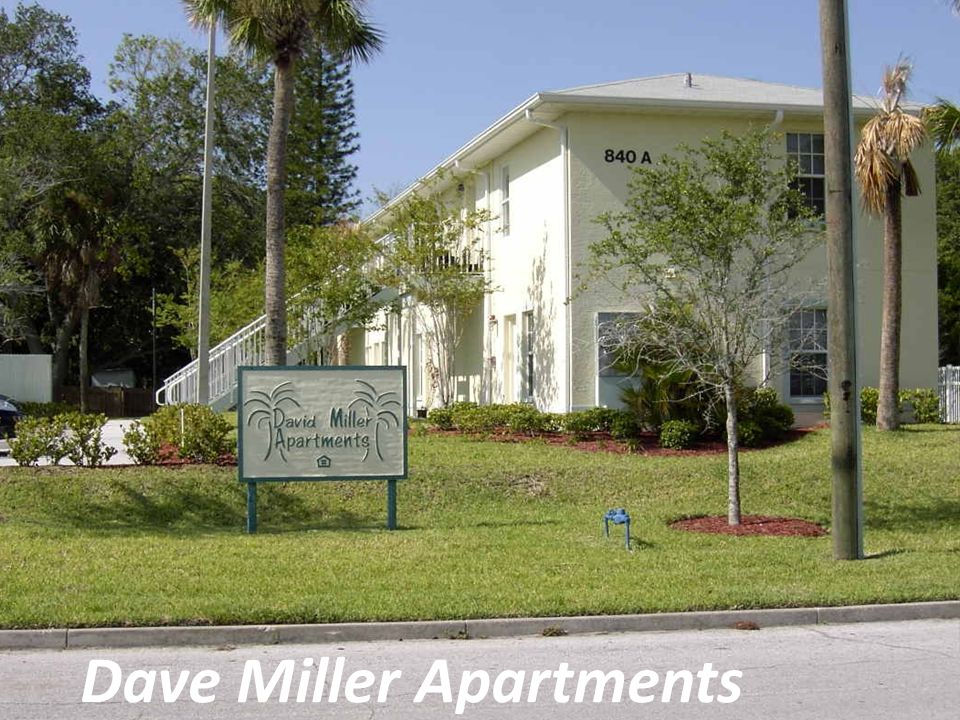 Dave Miller Apartments