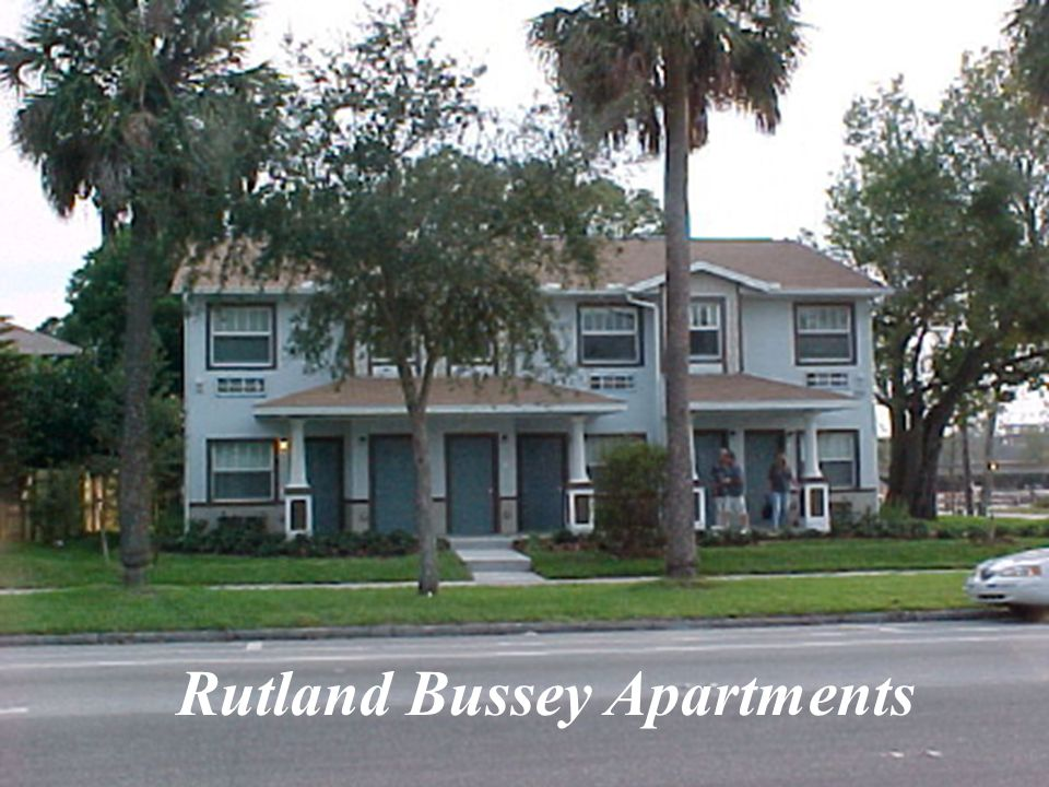 Rutland Bussey Apartments
