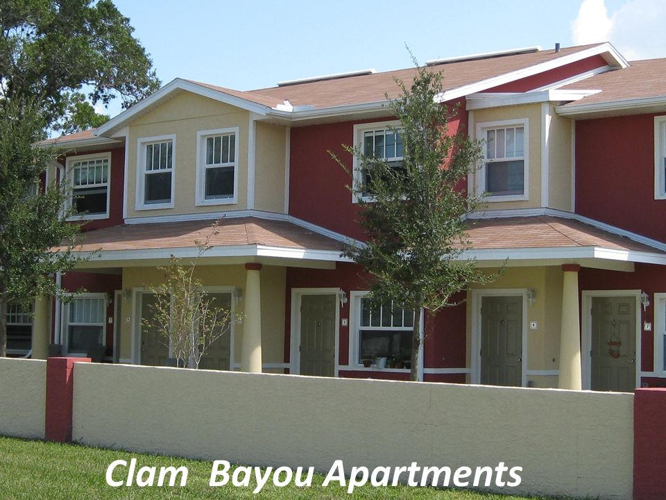 Clam Bayou Apartments