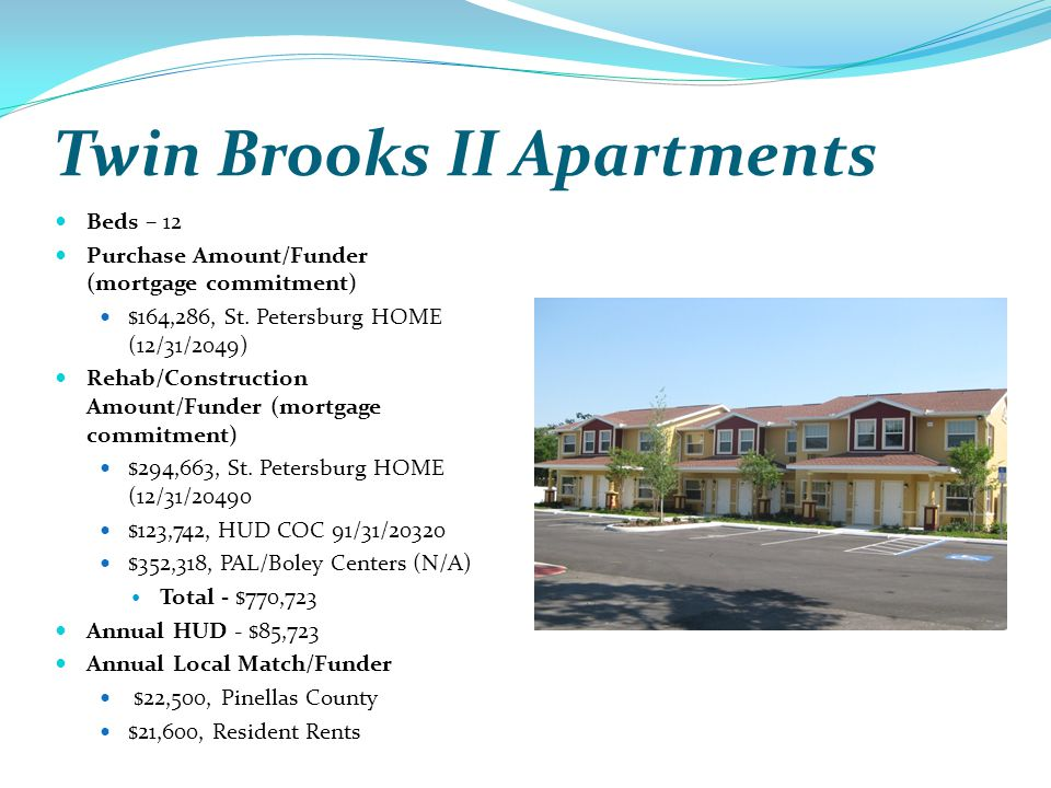 Twin Brooks II Apartments