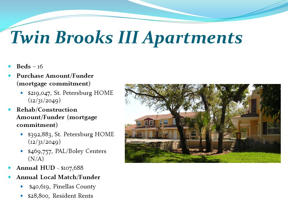 Twin Brooks III Apartments