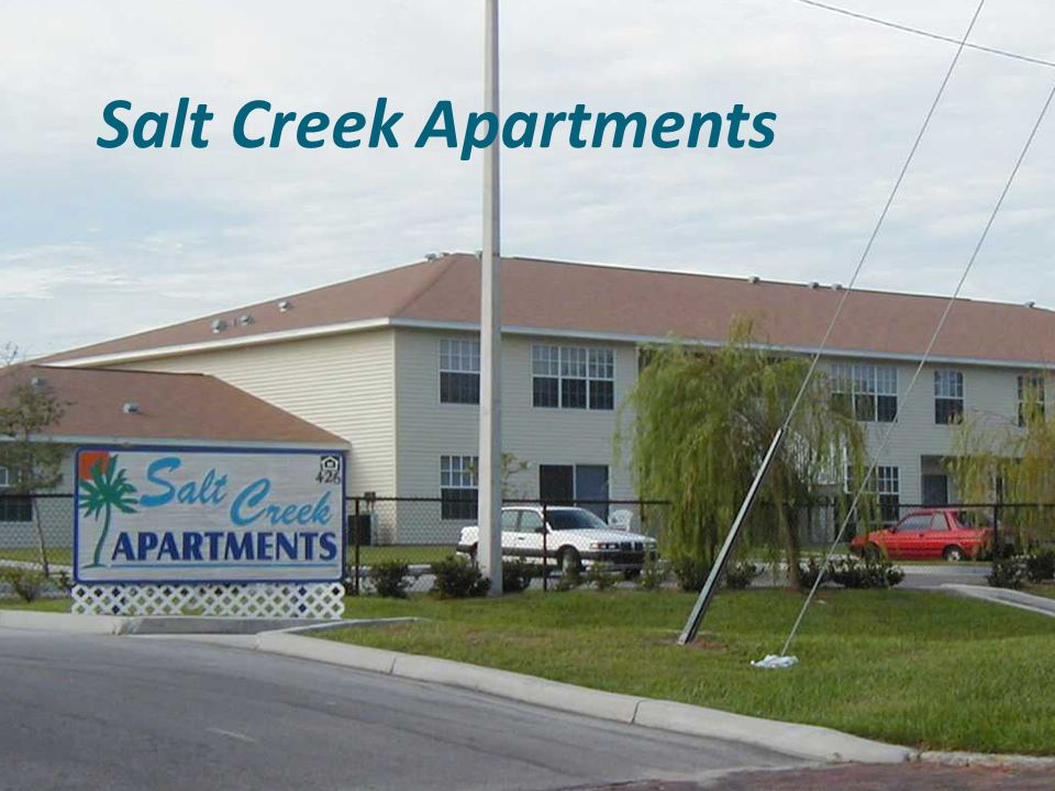 Salt Creek Apartments