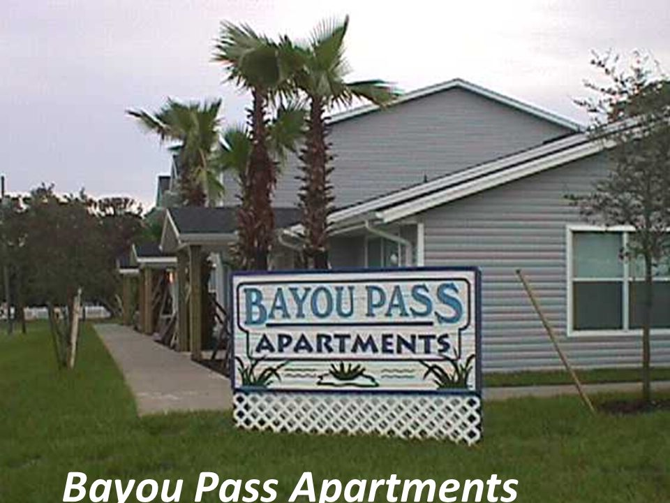 Bayou Pass Apartments