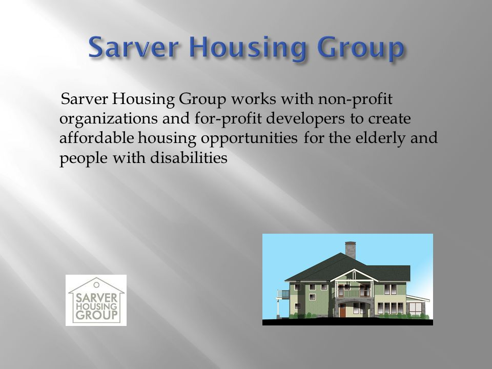 Sarver Housing Group