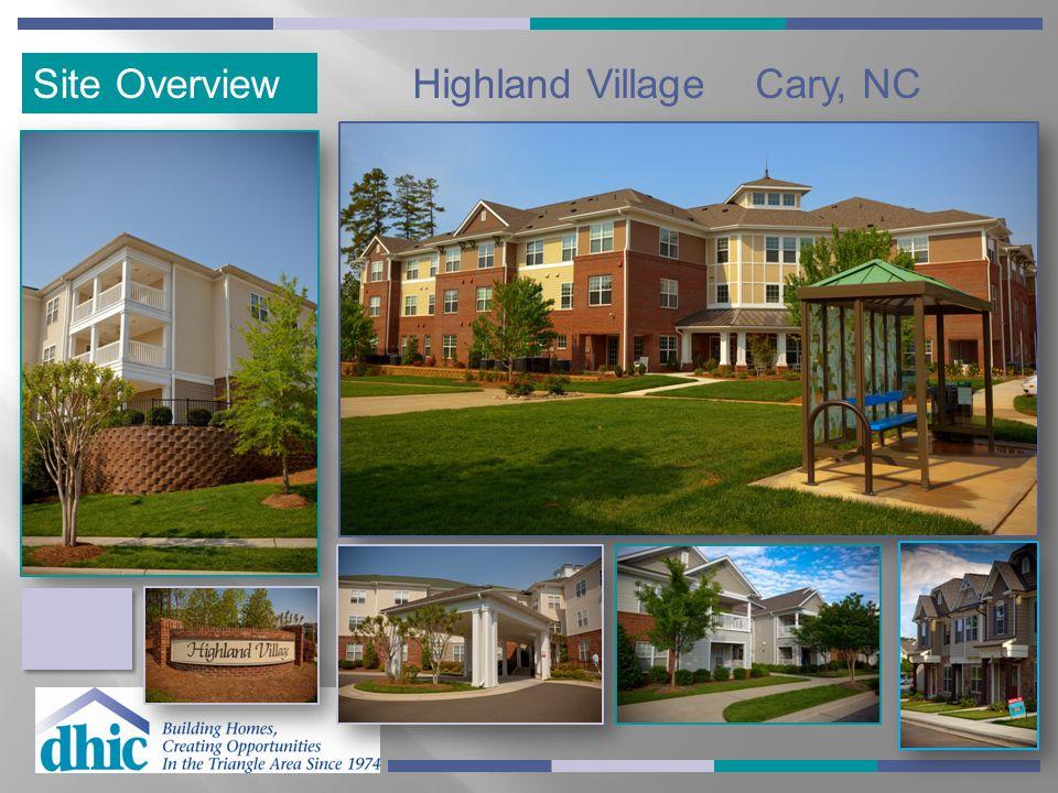 Highland Village Cary, NC