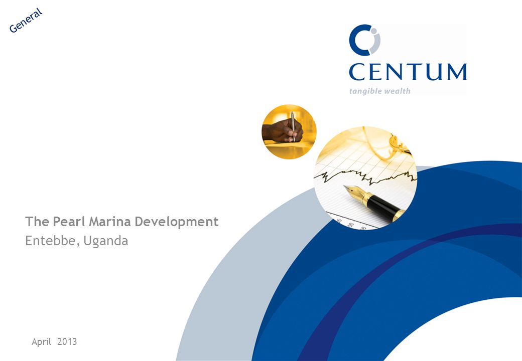 The Pearl Marina Development Entebbe, Uganda