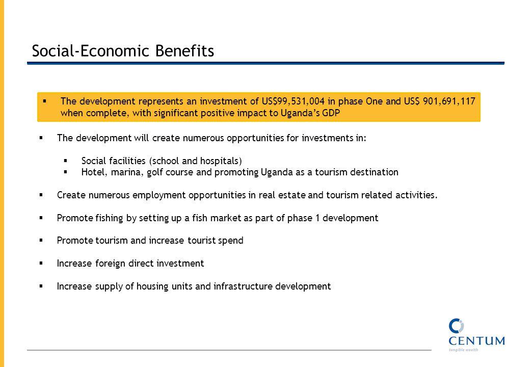 Social-Economic Benefits
