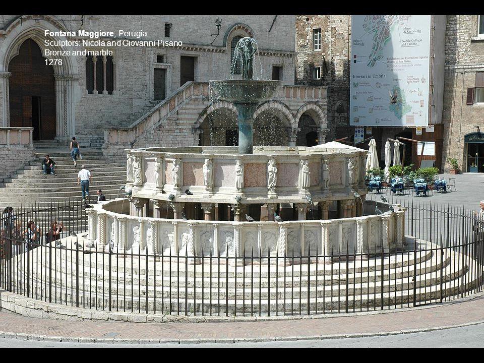 Fontana Maggiore, Perugia