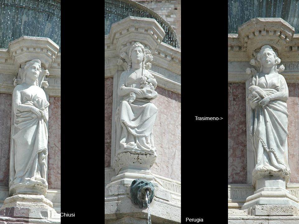Trasimeno-> Chiusi Perugia