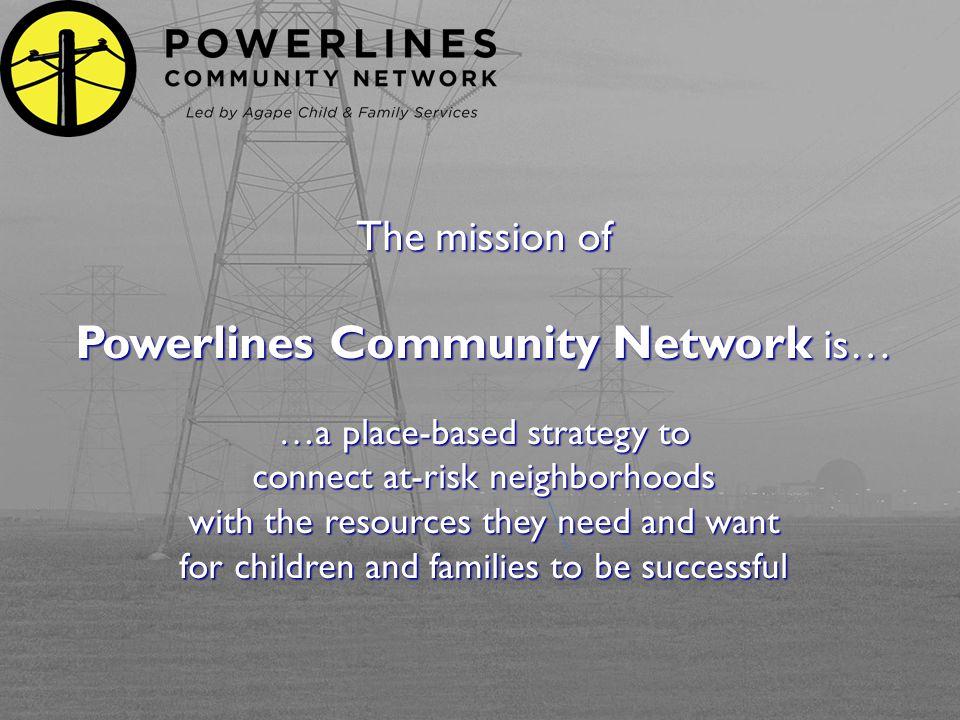 Powerlines Community Network is…