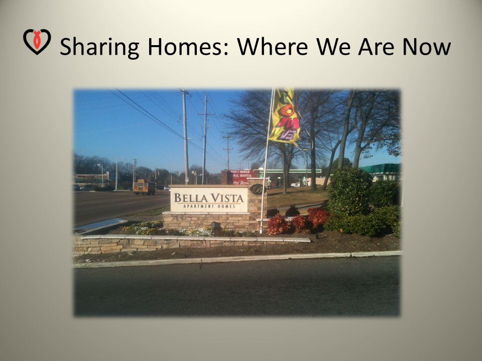 Sharing Homes: Where We Are Now