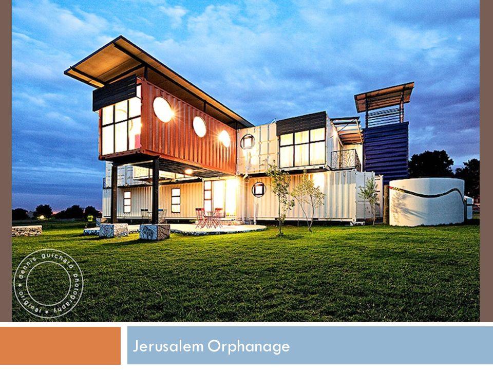 Jerusalem Orphanage