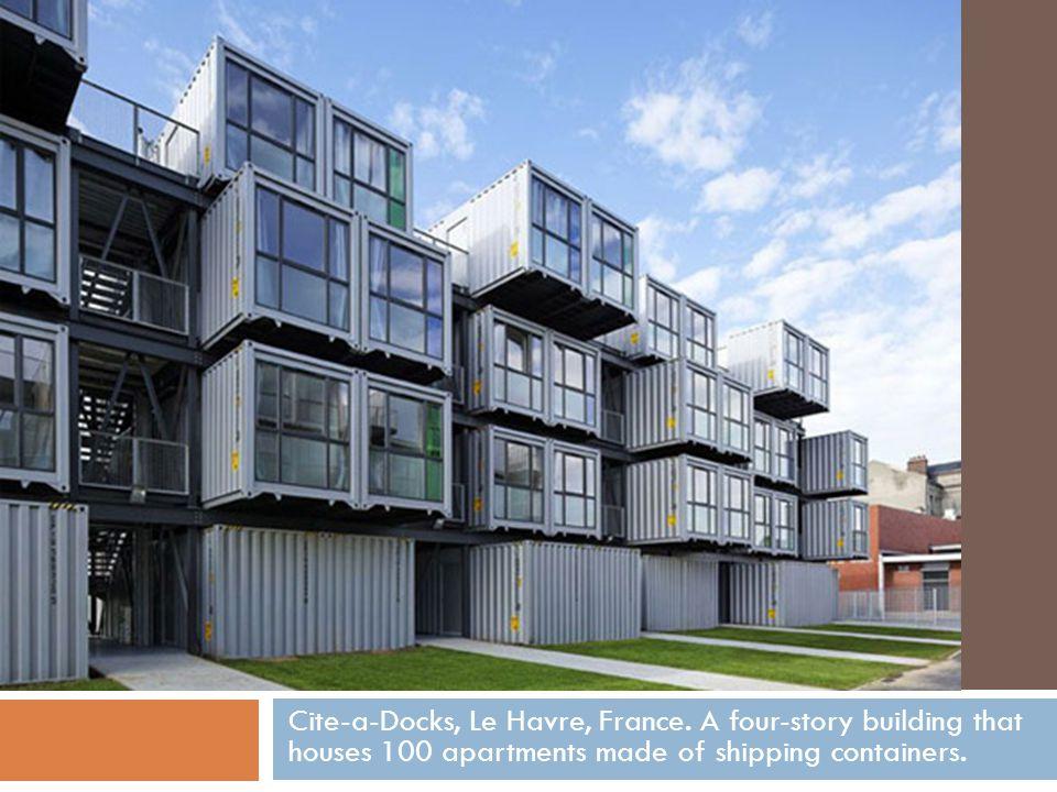 Cite-a-Docks, Le Havre, France