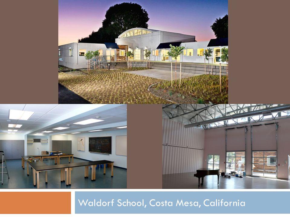 Waldorf School, Costa Mesa, California