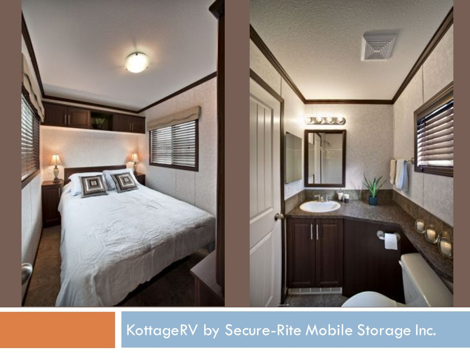 KottageRV by Secure-Rite Mobile Storage Inc.