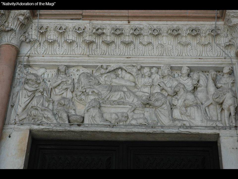Nativity/Adoration of the Magi