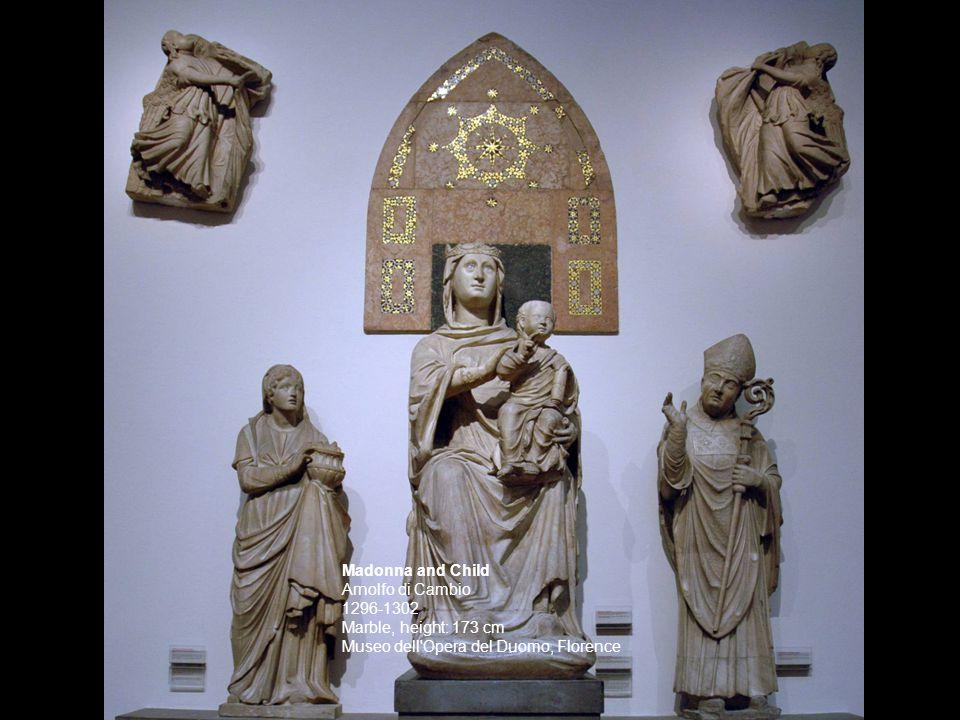 Madonna and Child Arnolfo di Cambio