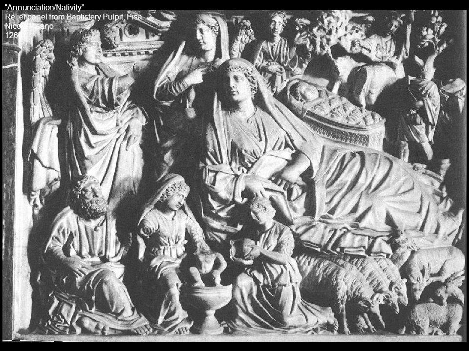 Annunciation/Nativity