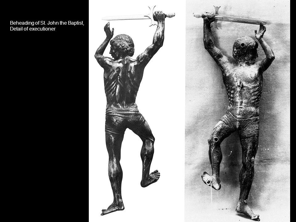 Beheading of St. John the Baptist,