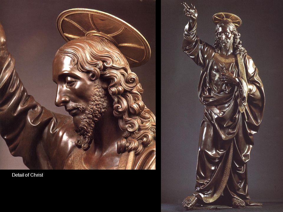 Detail of Christ