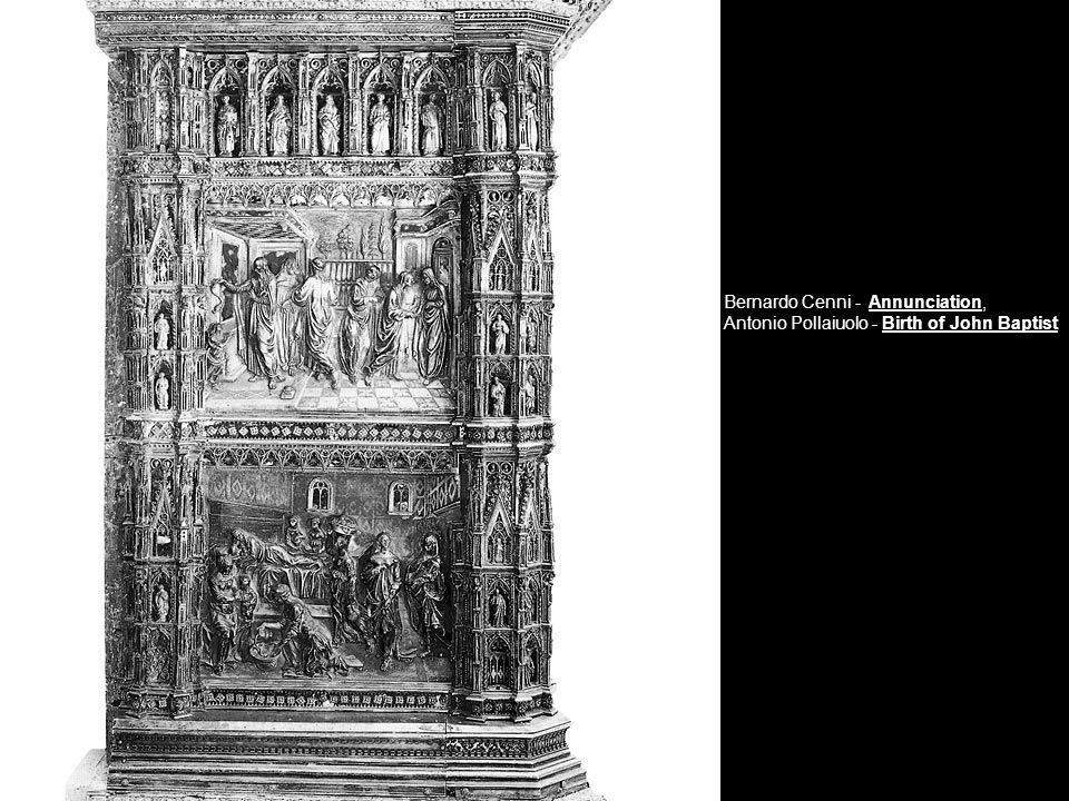 Bernardo Cenni - Annunciation,